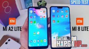 Perbedaan Xiaomi Mi 8 Lite vs Mi A2