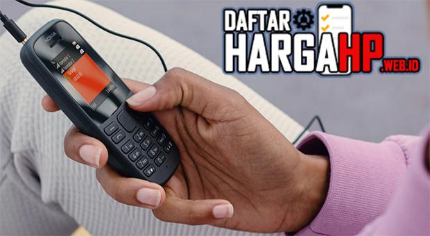 Harga Nokia 105, Ponsel Jadul yang Diproduksi Kembali
