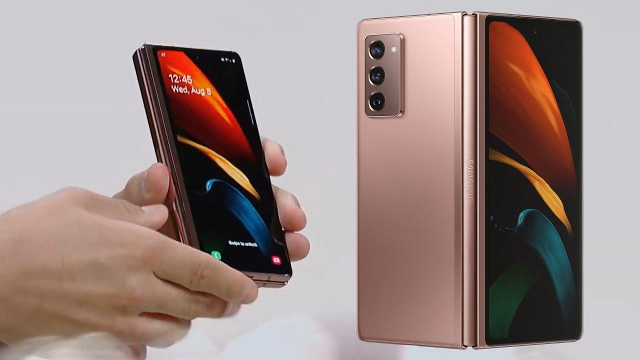 Unik! Samsung Galaxy Z Fold 2 (2020)