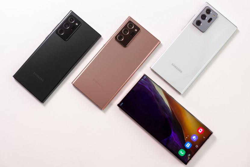 Daftar Harga HP Samsung 2020