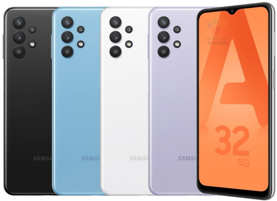 Samsung Galaxy A32, HP 5G Baru Rilis !
