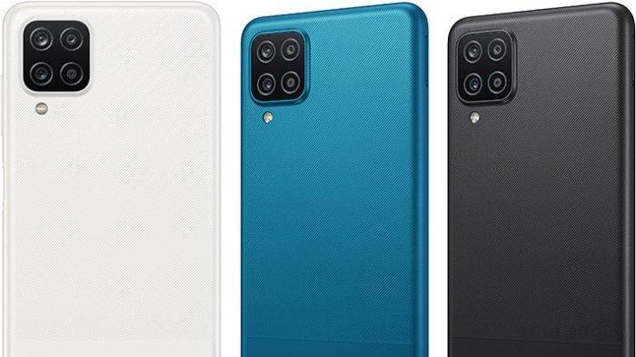 Review dan Spesifikasi Samsung Galaxy A12